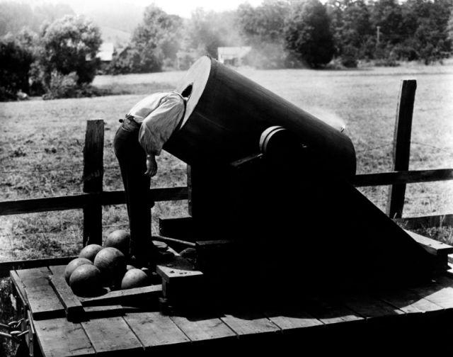 Buster Keaton, generał, rzeźnik