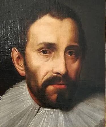 Portret Mężczyzny, Rynek i ratusz w Morągu,  Bartosz Gondek, Morąg, Muzeum, Zu Dohna