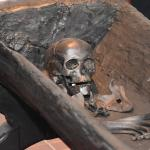 Kołobrzeg, Bagicz, kości, kobieta, Muzeum Oręża Polskiego, Ostasz
