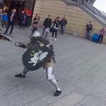 Embedded thumbnail for Gdańscy rycerze na targach MMA na PGE Narodowym