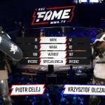 Embedded thumbnail for Sportowe walki rycerskie na gali fame mma