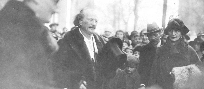 Ignacy Jan Paderewski, Ignacy Paderewski, Wojciech Korfanty, Gdańsk, Powstanie Wielkopolskie, Bartosz Gondek, www.polnocna.tv, www.strefahistorii.pl, północna.tv, strefahistorii.p