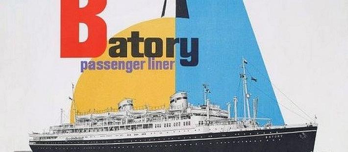 narodowe muzeum morskie, statek z plakatu, hel, muzeum rybołówstwa, plakat, polska szkoła plakatu, www.polnocna.tv, www.strefahistorii.pl, strefahistorii, wiadomości, news