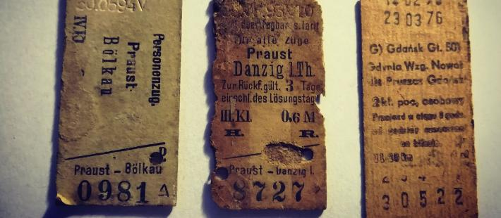 bilet, pkp, DR, kolej, dworzec, www.polnocna.tv, www.strefahistorii.pl, gondek