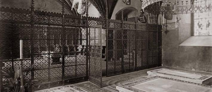 Kaplica Św Anny, Malbork, muzeum Zamkowe w Malborku, www.polnocna.tv, www.strefahistorii.pl
