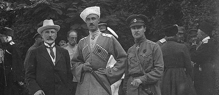 Piotr Wrangel, generał, bolszewicy, bartosz gondek, www.polnocna.tv, www.strefahistorii.pl, news