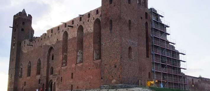 Radzyń Chełmiński, zamek, www.polnocna.tv,www.strefahistorii, wiadomości