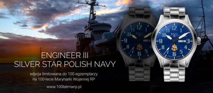 Timeless Gdynia, Ball Watch, 100 lat Marynarki Wojennej, www.polnocna.tv, www.strefahistorii.pl,