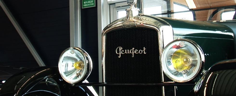 Embedded thumbnail for PEUGEOT 172M klasyka w salonie