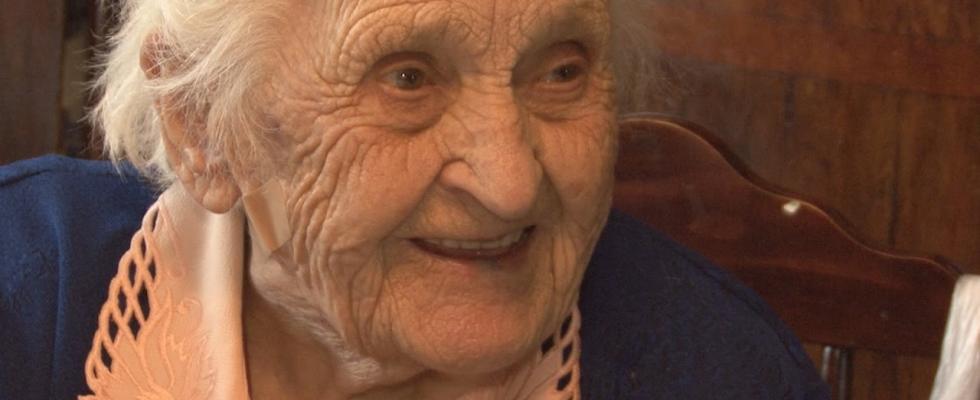 Embedded thumbnail for 103 Urodziny Józefy Krośnickiej