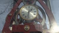Embedded thumbnail for Ponadczasowy zegar w Pruszczu Gdańskim - mechanizm z 20-lecia międzywojennego