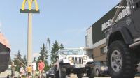 Embedded thumbnail for Klasyki zablokowały McDonalds w Pruszczu Gdańskim 2018