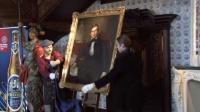 Embedded thumbnail for Przekazanie obrazu kupca gdańskiego do muzeum